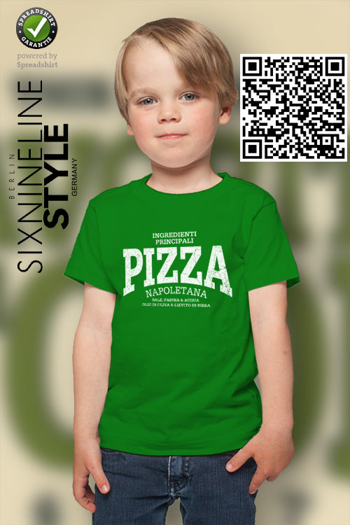Favoritefood Pizza sixnineline Shirt